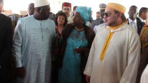Fas Kralı'ndan Senegal'e Tıbbi Cihaz Yardımı