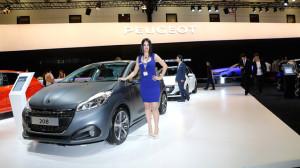 Makyajlı Peugeot'lar Fuarda Yıldızlaşıyor