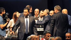 Beşiktaş Kongresinde Ortam Gerildi