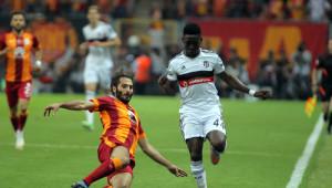 Galatasaray: 1 - Beşiktaş: 0 (İlk Yarı)