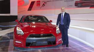 İşte İstanbul Autoshow'un Yıldızlarından Nissan Gt-R