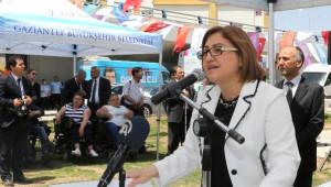 Büyükşehir Belediyesi Aktif Yaşam ve Eğitim Merkezi Açıldı