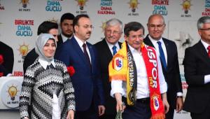 Davutoğlu: Türkiye'nin Yükselmesini Durdurmak İstiyorlar (3)