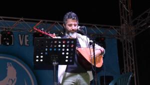 Gaziantep'te Ali Kınık Konseri
