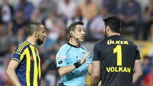 İstanbul Başakşehir: 0 - Fenerbahçe: 0 (İlk Yarı)