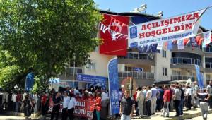 Topuklu Efe' CHP'li Çerçioğlu'dan Yoğun Mesai