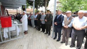 Saruhanlı'da Kıbrıs Gazisine Son Görev