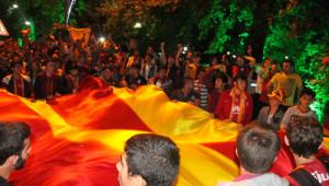 Zonguldak'ta Şampiyonluk Coşkusu