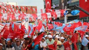 CHP Genel Başkanı Kemal Kılıçdaroğlu Biga'da