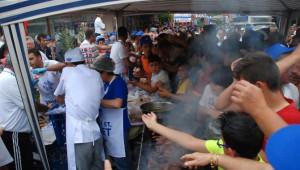 Ege Et'in 9 Şubesi Didim'de Miting Havasında Açıldı