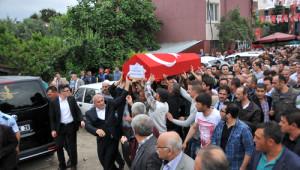 Gürsu Belediye Başkanı Yıldız, Dualarla Ebedi Aleme Uğurlandı