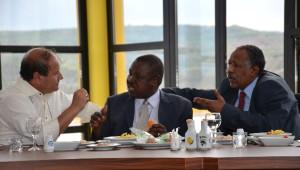 Sudan Eyalet Valisi Ishaq Çankırı Karatekin Üniversitesini Ziyaret Etti