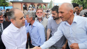 Bakan Kılıç'ın Seçim Gezisi