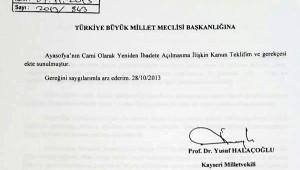 MHP'li Halaçoğlu: AKP Siyasi Çöküşü Nedeniyle Ayasofya'ya Sarılıyor