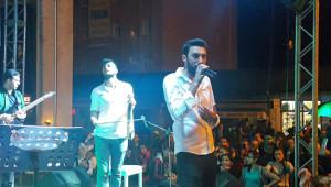 Artvin'de Lys Öncesi 'Grup Koliva' Konseri Verildi