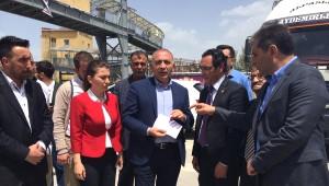 CHP Genel Başkanı Yardımcısı Gürsel Tekin'den Tır Tepkisi