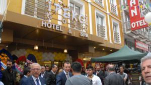 Türkan Şoray Otel Açtı