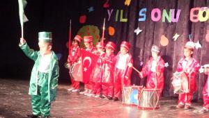 Ana Okulundan Yıl Sonu Gösterisi