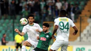Bursaspor: 0 - Torku Konyaspor: 0