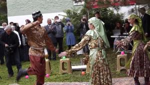 Kazan Tatarları Sabantoy Bayramı Şenlikleri'nde Bir Araya Geldi