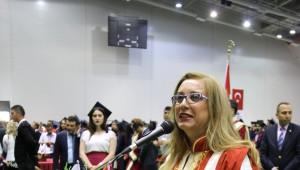 Nevşehir Hacı Bektaş Veli Üniversitesi'nde Mezuniyet Heyecanı