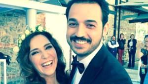 Ünlü Oyuncular Rüya Gibi Düğünle Dünya Evine Girdi