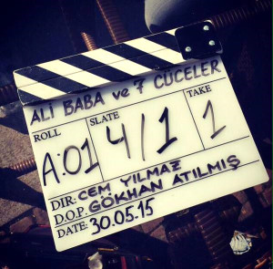 Cem Yılmaz'ın Yeni Filmi Ali Baba ve 7 Cüceler'den Görüntüler