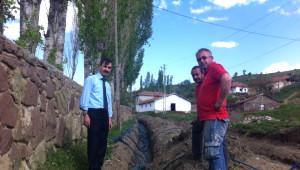 Sungurlu İlçe Özel İdare Müdürlüğü Köyleri Şantiyeye Çevirdi