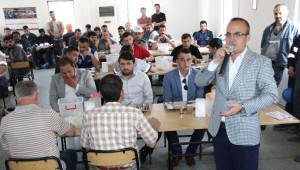 AK Parti Milletvekili Adayı Turan Biga'da