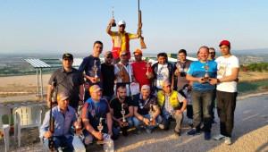 Biga'da Tek Kurşun ve Profesyonel Trap Yarışması
