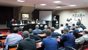 Gbb Başkanı Şahin ve Ak Partili Adaylardan Nto'ya Ziyaret