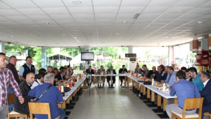 Akyazı Belediyesi Yeni Web Sitesi Basın Toplantısı ile Tanıtıldı