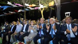 Büyükşehir, Araban'da Karapınar Parkını Hizmete Açtı