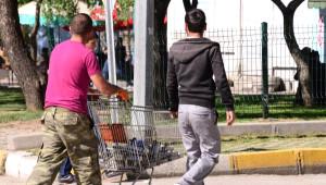 Erzurum'da Hdp Mitinginde Olaylar Çıktı (5)