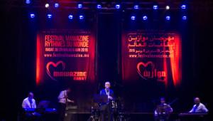 Fas'ta 'Dünya Ritimleri Festivali' Coşkusu