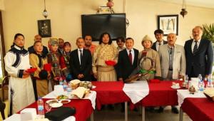 Moğolistan'dan Erzurum'a Kültür Elçileri