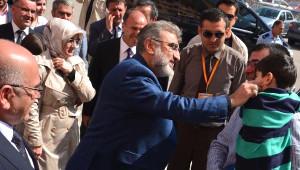 Bakan Yıldız, Oyunu Kayseri'de Kullandı