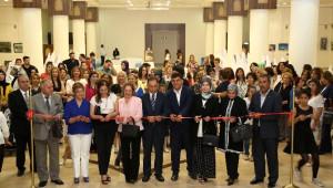 Şehitkamilli Hanımların 5. Geleneksel Resim Sergisi Açıldı