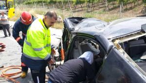 Tır ile Otomobil Çarpıştı: 4 Kişi Öldü, 3 Kişi Yaralandı