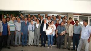 AK Parti Milletvekili Orhan Miroğlu Mazbatasını Aldı