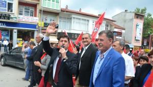 Bilecik Milletvekili Yaşar Tüzün Mazbatasını Aldı