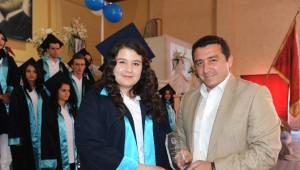 Bozüyük Zehra Ulusay Mesleki ve Teknik Anadolu Lisesi 18'nci Dönem Mezunlarını Verdi