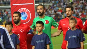 Kazakistan: 0 - Türkiye: 0 (İlk Yarı)