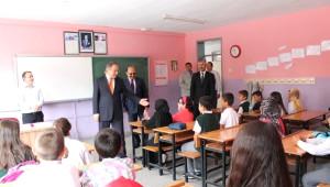Sungurlu'da 10 Bin 146 Öğrenci Karne Aldı