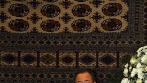 BM Genel Sekreteri Ban, Türkmenistan'da