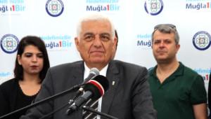 Muğla'da Süleyman Seba Parkı Açıldı