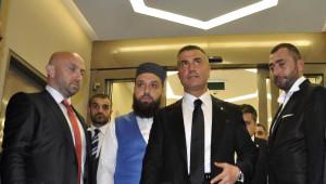 Sedat Peker Sümer Tilmaç'ın Hayatını Kaybettiği Hastaneye Geldi