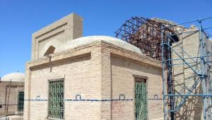 Türkmenistan Merv'de Sahabe Türbeleri Restorasyonu Devam Ediyor