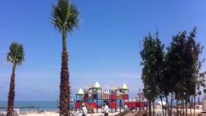 Başkan Toçoğlu Karasu Sahil Parkı'nı İnceledi