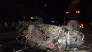 Samsun'da 6 Aracın Karıştığı Kaza: En Az 10 Yaralı